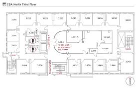 building floor plan mccombs maps mccombs business school
