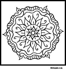 stunning design ideas design art coloring pages sun mandala art