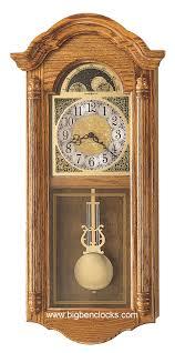 Herman Miller Clocks Howard Miller Wall Clock 620 156 Fenton