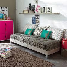 canapé matelas matelas pour canapé lit élégant matelas tapissier capitonné