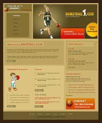 basketball asp net templates