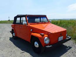 volkswagen thing 1975 volkswagen thing for sale classiccars com cc 999710