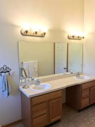 Builders Grade Bathroom by How To Master The Modern Farmhouse Bathroom Under 500 U2014 The