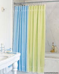 bathroom curtains for windows ideas good things for the bathroom martha stewart