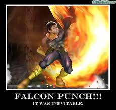 Falcon Punch Meme - captain falcon falcon punch
