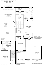Stanley Hotel Floor Plan by Toll Brothers At Eagle Creek Estate Collection The Gardenia