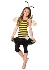 Halloween Tween Party Ideas by Tween Honey Bee Costume Tween Halloween Costumes Halloween