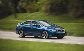 2014 honda civic si sedan test u2013 review u2013 car and driver