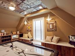 Tin Ceiling Lights How To Install A Sted Tin Ceiling How Tos Diy