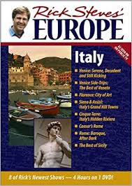 rick steves europe italy dvd rick steves 9781566916431