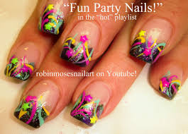 funky nail art for short nails image collections nail art designs