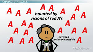 arthur dimmesdale in the scarlet letter character analysis