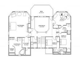 House Plan For Narrow Lot 653501 Warm And Open House Plan For A Narrow Lot House Plans Floor