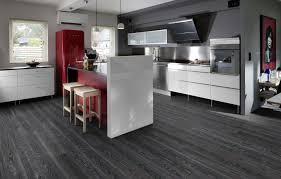 Silver Laminate Flooring Ash Black Silver Kährs