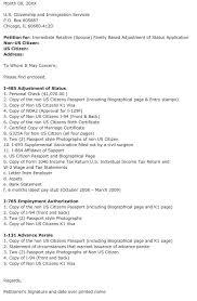 cover letter for uscis essay sample i cover letter uscis form