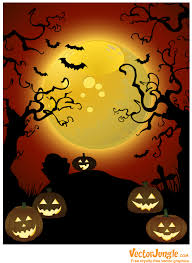 best halloween backgrounds free scrapbook paper halloween pumpkins and flowers rooftop cute
