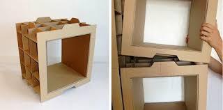 cara membuat lemari buku dari kardus bekas 3 inspirasi desain cara membuat rak buku dari kardus bekas kelas