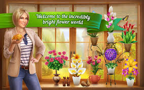flower garden games online flower house android apps on google play