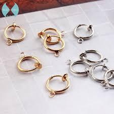 invisible earrings diy accessories earrings jewelry findings accessories invisible