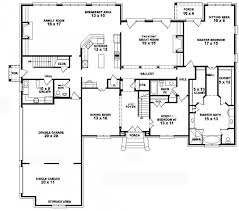 2 story 4 bedroom house plans 653752 two story 4 bedroom 4 5 bath traditional style