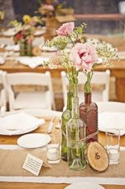 simple wedding centerpieces simple but beautiful wedding centerpieces ideas using wine bottles