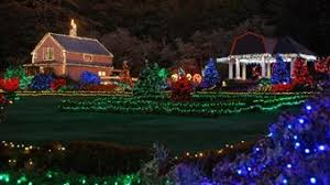 grant s getaways lights at shore acres state park kgw