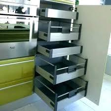 meuble tiroir cuisine tiroir de cuisine coulissant ikea rangements cuisine ikea rangement