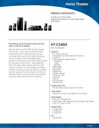 samsung home theater blu ray 3d 5 1 download free pdf for samsung ht e5400 home theater manual