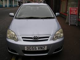 toyota corolla 1 6 colour collection vvt i 3dr manual for sale in