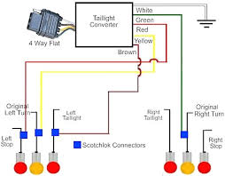diagram for wiring trailer lights carlplant