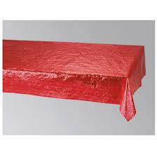 maroon plastic table covers metallic red plastic table cover 108in by 54in wally s party factory