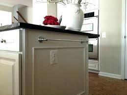 kitchen cabinet towel rail kitchen cabinet towel rack advertisingspace info