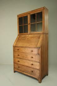 1920 s heals oak bureau bookcase antiques atlas