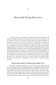 7 renewable energy resources energy futures and urban air