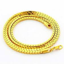 new arrival fashion 24k gp gold plated mens women new arrival fashion 24k gp gold plated 3mm necklace mens women
