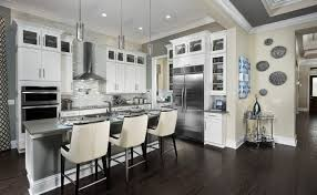 model home interior pictures model home kitchens home plans
