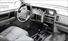 Jeep Cherokee Sport Interior 1993 98 The Original Jeep Grand Cherokee