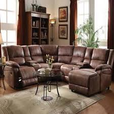 home theater sectional sofa set full reclining home theater sectional sofa set console chair chaise