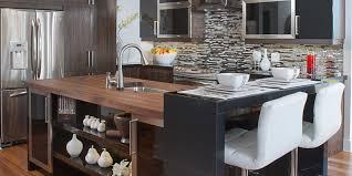installer un comptoir de cuisine comptoirs bois armoires cuisines