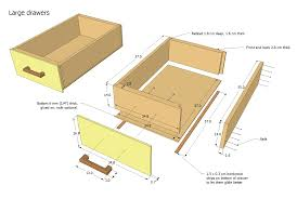 how to build a table with drawers more details making drawers drawer handles dma homes 225