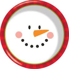 12 case snowman face 6
