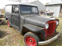rust free 2wd 1986 jeep sedan delivery search results ewillys