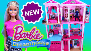 barbie jeep 2000 new barbie dream house dollhouse 2015 furnished mansion pool