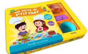 set cuisine enfant coffret enfant ma boîte de p chef mamanchef la cuisine