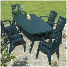Plastic Tables And Chairs Perfect Plastic Patio Tables And Chairs With Recycled Outdoor