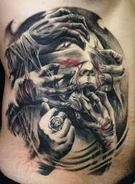 1000 ideas about demon tattoo on pinterest demons angel demon with