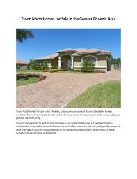 troon north homes for sale in the greater phoenix area 1 638 jpg cb u003d1455074329