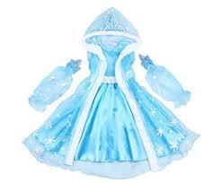 Elsa Halloween Costume Girls Cheap Girls Halloween Costumes Size 10 Aliexpress