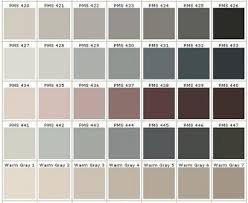 9 best images of grey color chart 50 shades of grey color chart