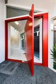 modern house door entry décor trend alert 24 oversized front doors shelterness